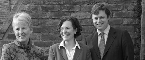 Selby Lowndes Solicitors: Catherine Eddy, Jane Aizlewood, William Selby Lowndes
